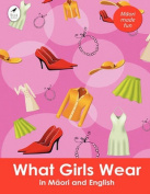 What Girls Wear in Maori and English  [MAO]