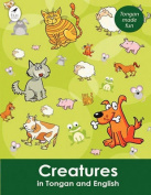 Creatures in Tongan and English  [TON]