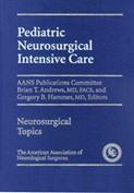 Pediatric Neurosurgical Intensive Care