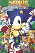 Sonic The Hedgehog Archives Volume 1