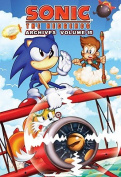 Sonic the Hedgehog Archives, Volume 15