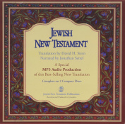 Jewish New Testament on Audio MP3 [Audio]