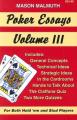 Poker Essays: v. 3