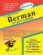 Exambusters German Study Cards