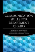 Communication Skills for Department Chairs