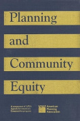 Planning & Community Equity