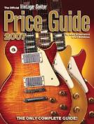 Vintage Guitar Price Guide