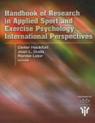 Handbook of Research in Applied Sport and Exercise Psychology