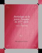 Anthologie De La Poesie Fraucaice Du 16 Siecle