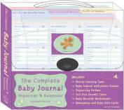 The Complete Baby Journal Organizer & Keepsake