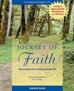 Journey of Faith Teacher Guide