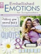 Embellished Emotions for Scrapbooks