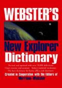 Webster's New Explorer Dictionary