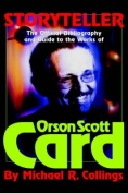 Storyteller - Orson Scott Card's Official Bibliography and International Readers Guide - Library Casebound Hard Cover