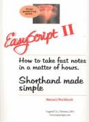 Easyscript 2 - Intermediate (80 Wpm)