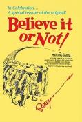 Believe It or Not (Ripley's Believe It or Not