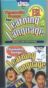 Thematic Songs for Learning Language, CD/Book Kit [With CD]