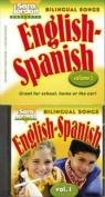 Sara Jordan Publishing JMPS23CDK Bilingual Songs English-Spanish- Vol 1