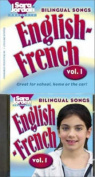 Bilingual Songs, English-French