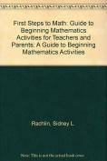 First Steps to Math