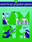 American Popular Piano Etudes 3