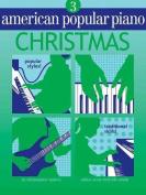 American Popular Piano - Christmas