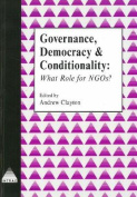 Governance, Democracy and Conditionality