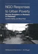 NGO Responses to Urban Poverty