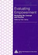 Evaluating Empowerment