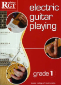 Electric Guitar Playing, Grade 1