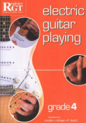 Electric Guitar Playing, Grade 4