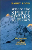 Where the Spirit Speaks to Its Own
