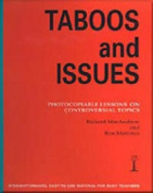 Taboos and Issues