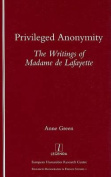 Privileged Anonymity