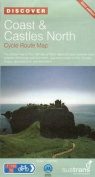 Coast and Castles North - Sustrans Cycle Routes Map