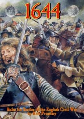 1644: Rules for Battles of the English Civil War