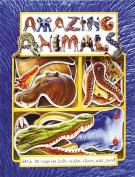 Amazing Animals [Board book]