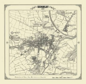 Keighley 1852 Map