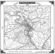 Knaresborough 1849 Map