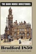 BANK HOUSE DIRECTORY OF BRADFORD 1850 Hardback