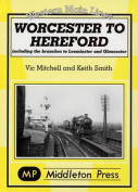 Worcester to Hereford