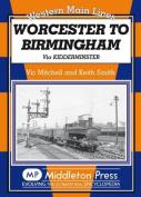 Worcester to Birmingham