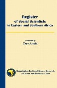 Register of Social Scientists in Eastern and Southern Africa
