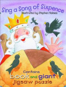 Sing a Song of Sixpence - Jigsaw Book