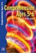 Comprehension: Ages 5-6