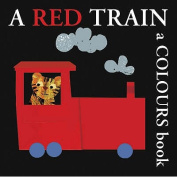 A Red Train