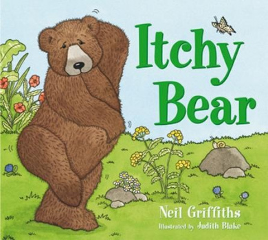 Itchy Bear: Special Limited Edition - Audio CD Included