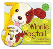 Winnie Wagtail with Audio CD