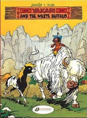 Yakari and the White Buffalo (Yakari)