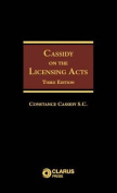 Cassidy on the Licensing Acts